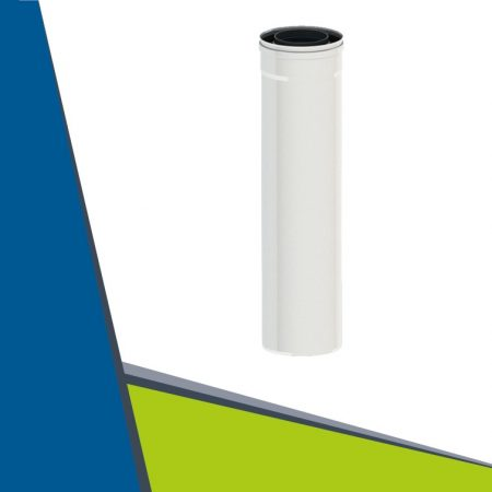 Alu/Alu pipe 500 mm D60/100