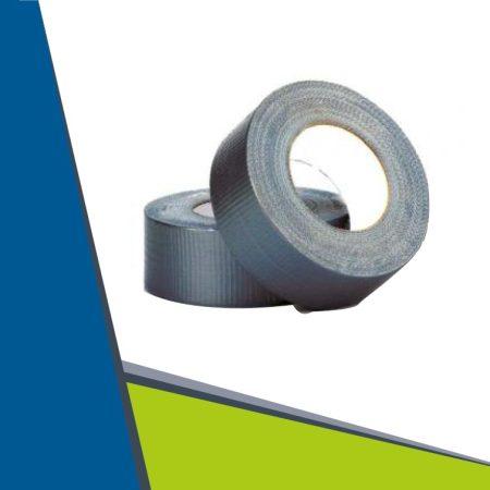 Duct Tape szöveterősítésű ragasztó szalag 48mm x 10m szürke