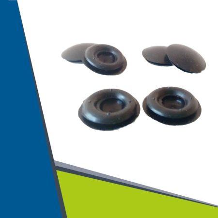 Mérőpont kialakításához gumidugó FURAT=12mm