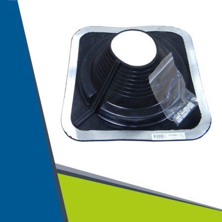 Dektite Combo 108-190mm, 0-40° utólagosan is szerelhető Fekete