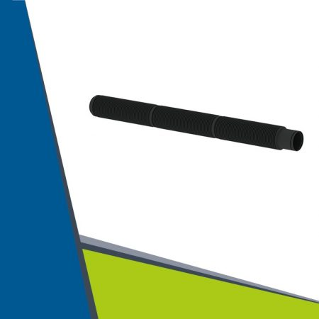 PPs flexibilis cső D80