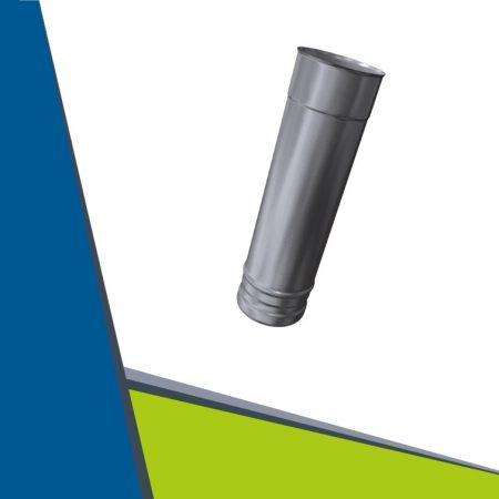 INOX  cső 250mm D160