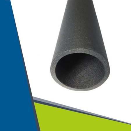 Pipe insulation 9 mm H=2000 mm D80